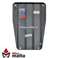 Защита МКПП L200 Л200 сталь 3 мм