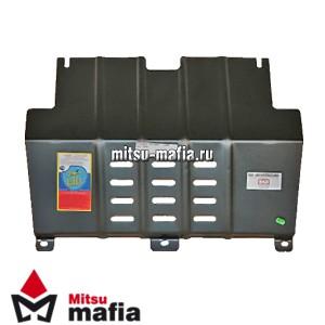 Защита радиаторов L200 Л200 сталь 3 мм